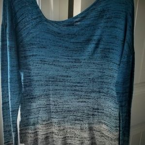 New-Redhaute Marled Ombre Sweater